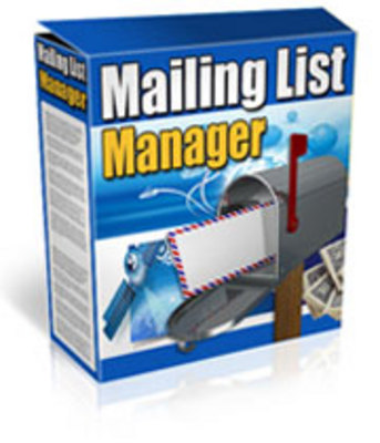 Pay for Mailing List Manager.zip