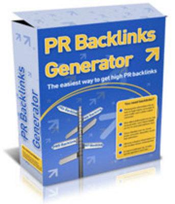 Pay for PR Backlinks Generator.zip