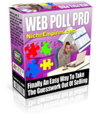 Pay for Web Poll Pro MRR.zip
