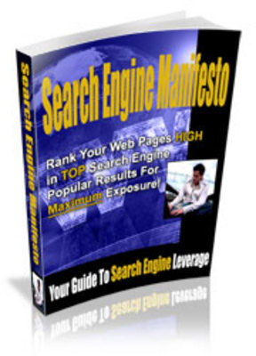 Pay for Search Engine Manifesto
