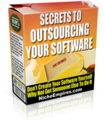 Pay for Secrets To Outsourcing Your Software