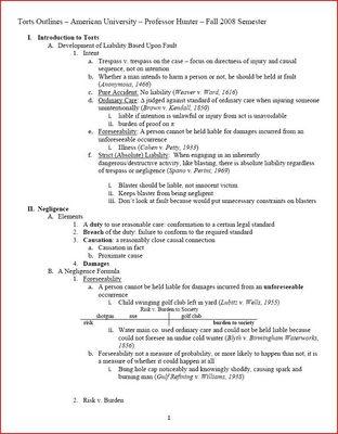 law of tort in pakistan pdf