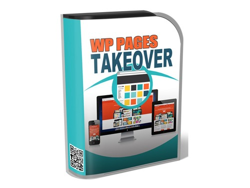 Pay for WP Page Takeover - Unlimited Site License