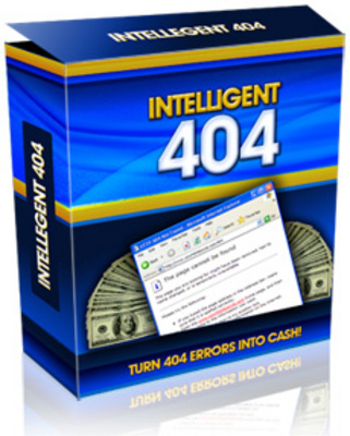 Pay for Intelligent 404 software