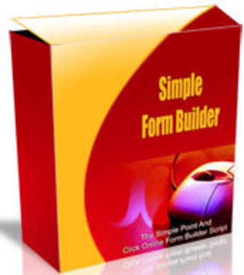 Pay for SIMPLE FORM BUILDER