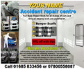 Thumbnail accident repair centre business templates