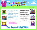 Thumbnail Bouncy Castle Business Templates forms