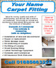 Thumbnail Carpet Fitting Business Templates forms