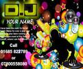 Thumbnail DJ Business Templates forms