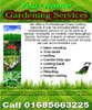 Thumbnail Gardening Services Business Templates
