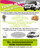 Thumbnail man with a van Business Templates forms