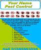 Thumbnail pest control Business Templates