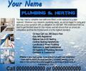 Thumbnail plumbing Business Templates