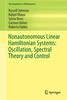 Thumbnail Nonautonomous Linear Hamiltonian Systems