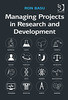 Thumbnail Managing Projects in Research and Development