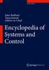 Thumbnail Encyclopedia of Systems and Control