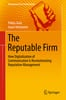 Thumbnail The Reputable Firm (1st Edition)