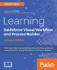 Thumbnail Learning Salesforce Visual Workflow and Process Builder