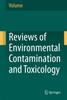 Thumbnail Reviews of Environmental Contamination and Toxicology