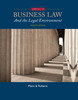 Thumbnail Essentials of Business Law and the Legal Environment