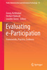 Thumbnail Evaluating e-Participation: Frameworks, Practice, Evidence