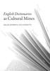 Thumbnail English Dictionaries as Cultural Mines