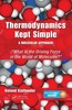 Thumbnail Thermodynamics Kept Simple - A Molecular Approach
