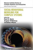Thumbnail Social-Behavioral Modeling for Complex Systems
