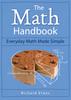 Thumbnail The Math Handbook - Everyday Math Made Simple