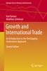 Thumbnail Growth and International Trade (2nd Edition)