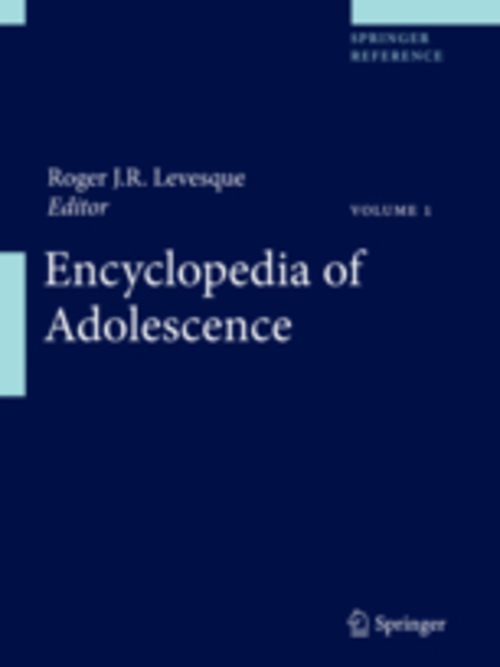 Pay for Encyclopedia of Adolescence