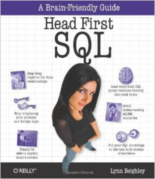 Pay for A Brain Friendly Guide Head First SQL