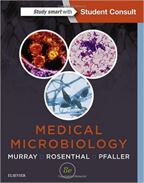 Pay for Medical Microbiology 8 Edition