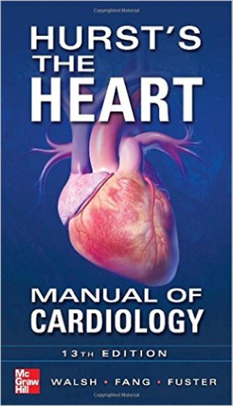 Pay for Hursts the Heart Manual of Cardiology