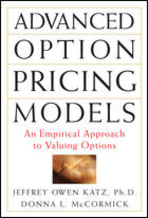 Pay for Advanced Option Pricing Models
