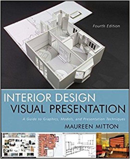 Pay for Interior Design Visual Presentation
