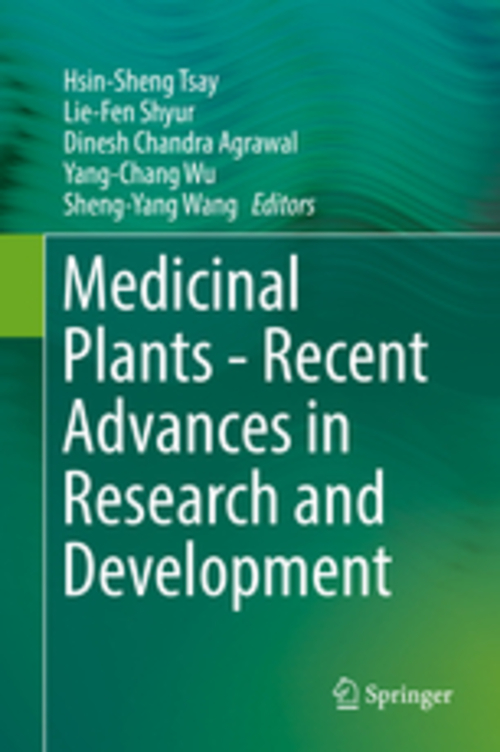 Pay for Medicinal Plants - Recent Advances in Research and Developme