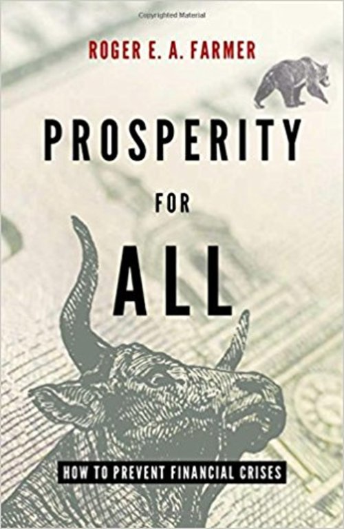 Pay for Prosperity for All - How to Prevent Financial Crisis