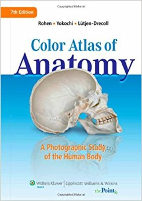Pay for Color Atlas of Anatomy (7th Edition)