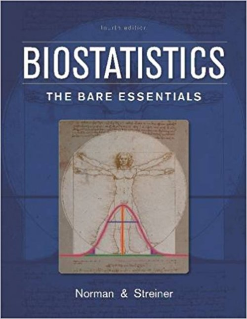 Pay for Biostatistics - The Bare Essentials (4th Edition)