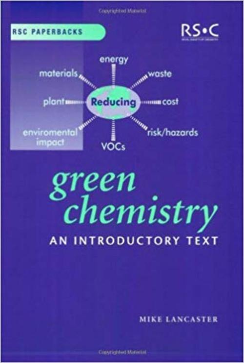 Pay for The Green Chemistry