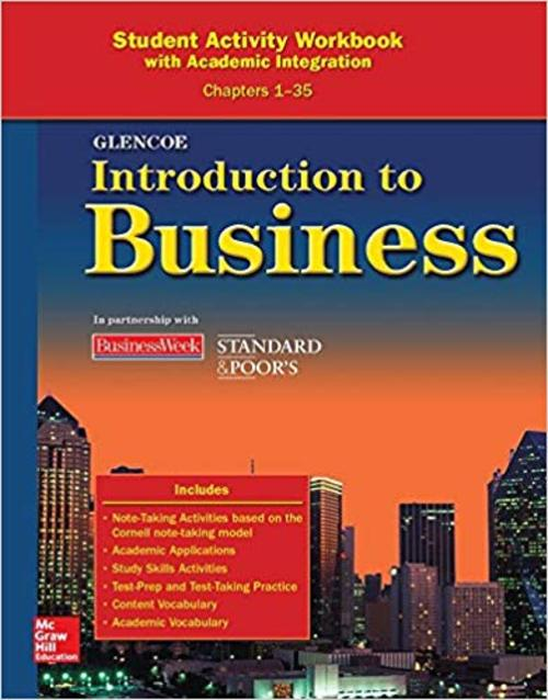 Pay for Introduction to Business, Student Edition
