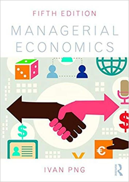 Pay for Managerial Economics (5th Edition)