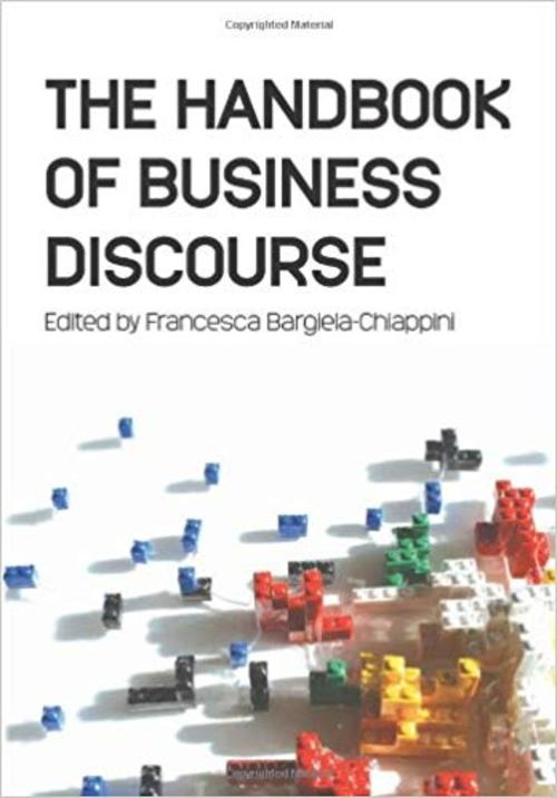 Pay for The Handbook of Business Discourse