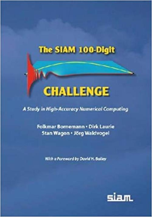 Pay for The SIAM 100-Digit Challenge