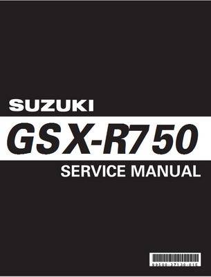 Pay for Suzuki GSX-R 750 2000-2002 Service-Repair Manual