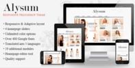 Thumbnail Alysum - Premium Prestashop 1.5 Template