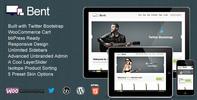 Thumbnail Bent - Responsive WordPress eCommerce