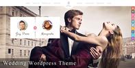 Thumbnail Gittys - Responsive Wedding Wordpress Theme