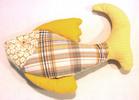 Thumbnail Mustard Fish - Baby-friendly Sewing Pattern - PDF